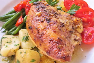 Baked and Roasted Chicken Recipes