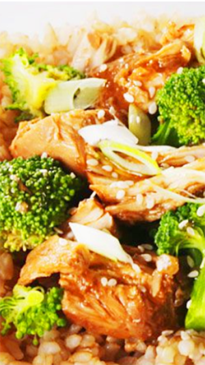 Crock Pot Chicken and Broccoli