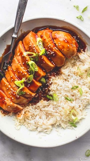 Best Ever Baked Teriyaki Chicken