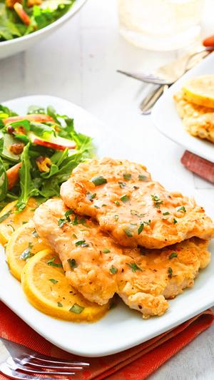 Italian Chicken Piccata